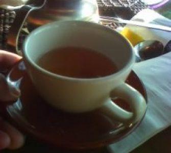 Tea with Oya